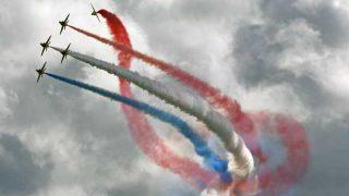 Pilot guilty of disrupting Red Arrows display