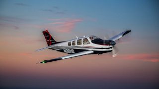 Textron flight training