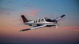 Textron flight training