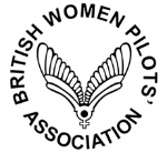 British Women Pilots Associations logo