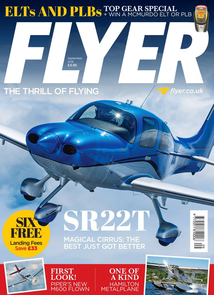 Flyer magazine September 2016