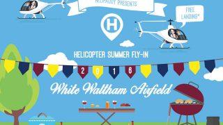 Helipaddy fly-in White Waltham