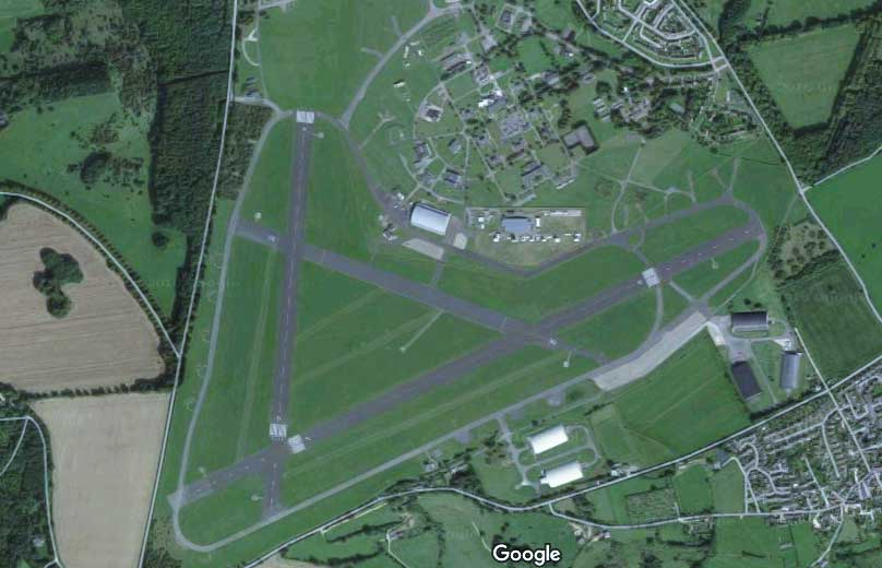 Colerne airfield