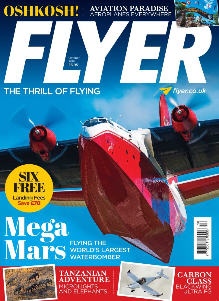 FLYER October 2016 issue