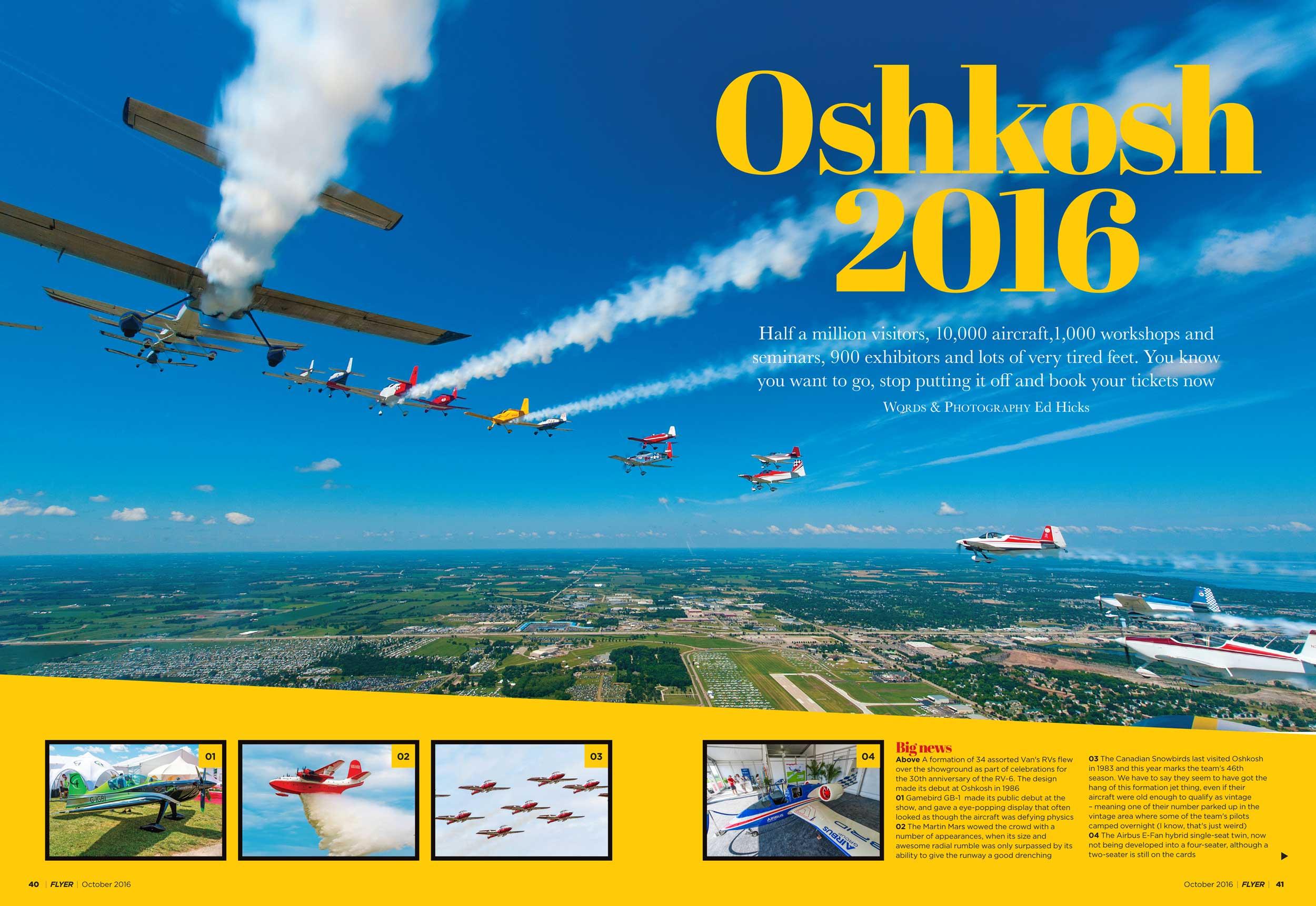 Oshkosh 2016 report
