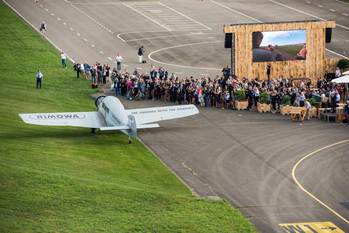 Rimowa Junkers F13 replica