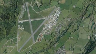 Dunkeswell airfield
