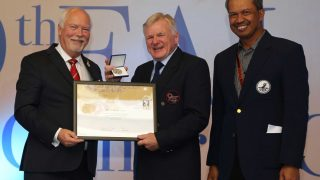 Alan Cassidy FAI award 2016