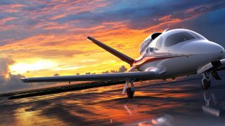 Cirrus Vision Jet receives type certification at NBAA 2016
