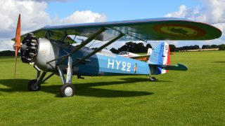 Radial & Trainer fly-in