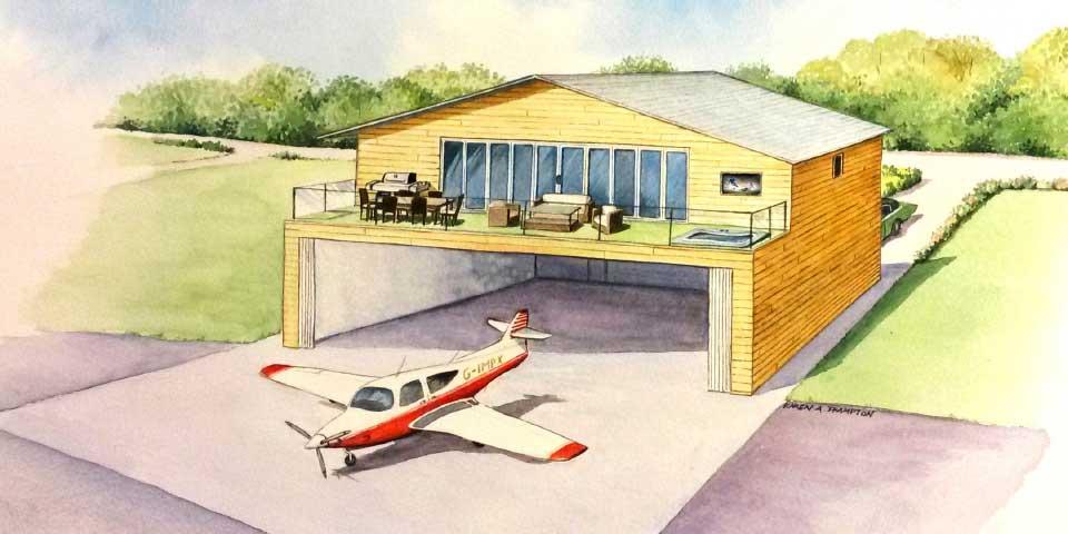 Hangar Homes