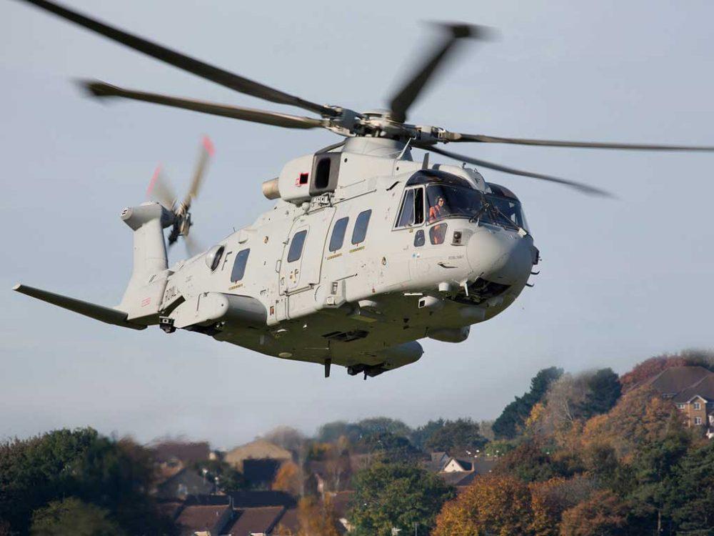 AgustaWestland Merlin Mk4