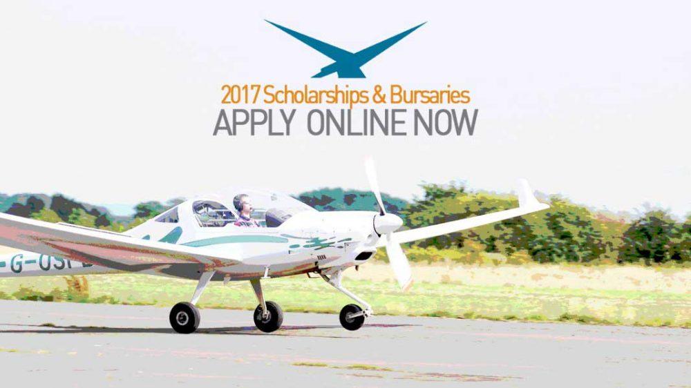 Air League 2017 flying scholarships