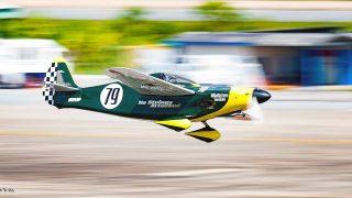 Thailand air race winner