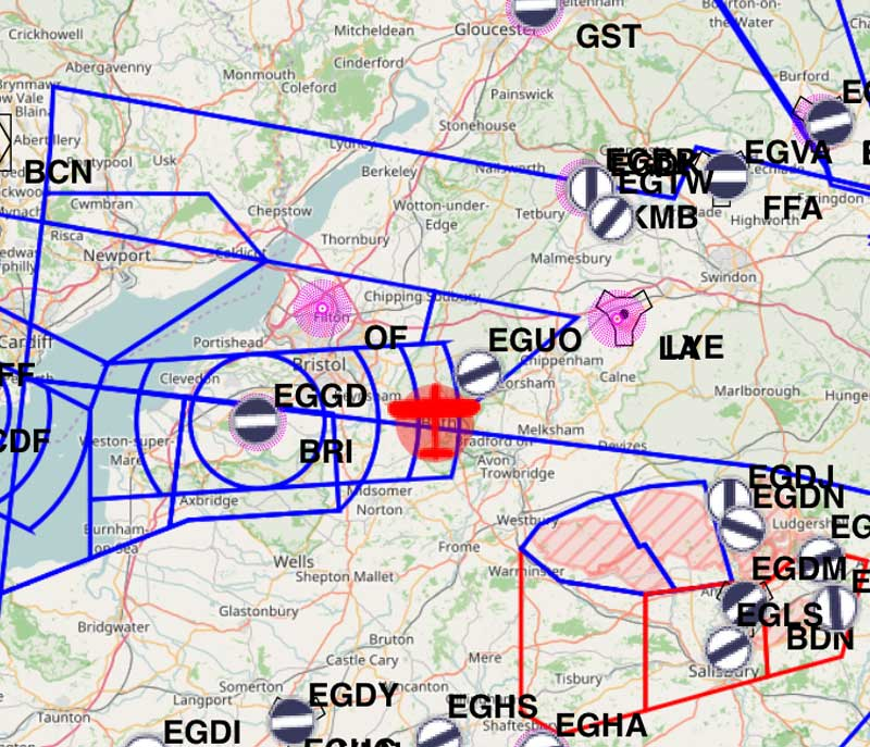 Airmate updates free flight planning app FLYER