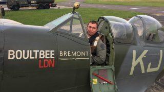 Alan Robinson Spitfire