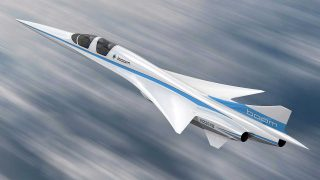 Boom supersonic XB-1 jet