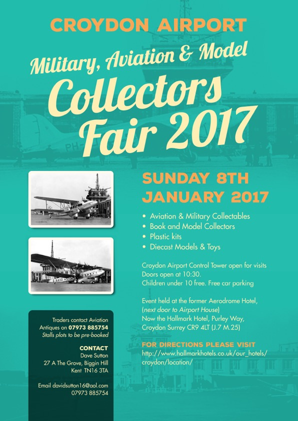 Collectors' Fair Croydon