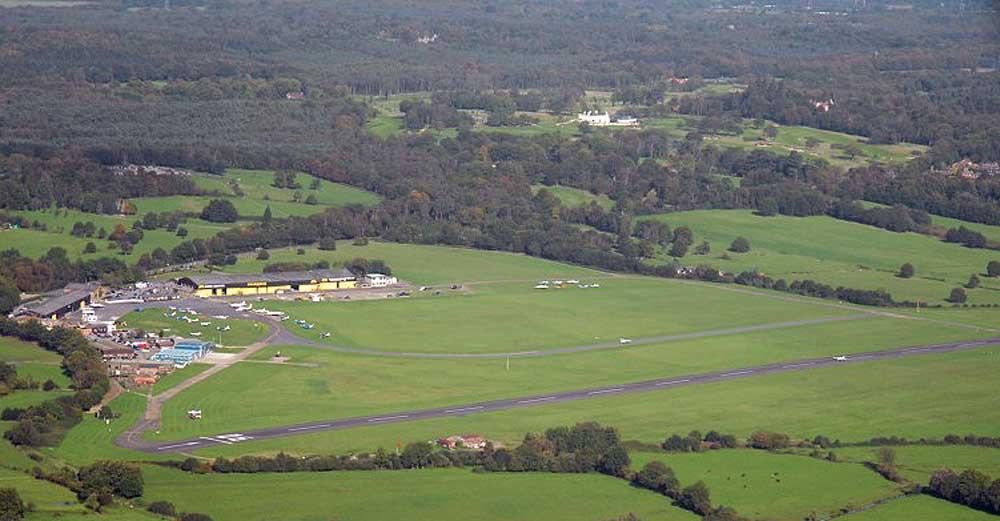 Fairoaks Airport garden village