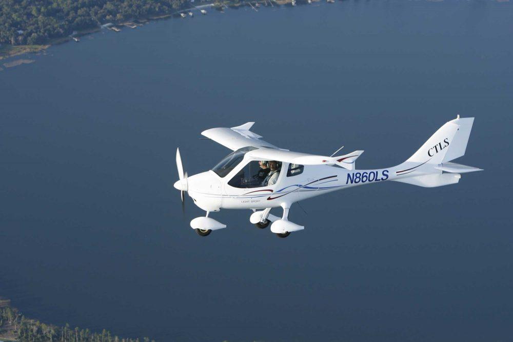 AeroJones Flight Design CTLS