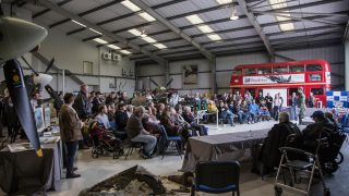 Hawker Typhoon project launch