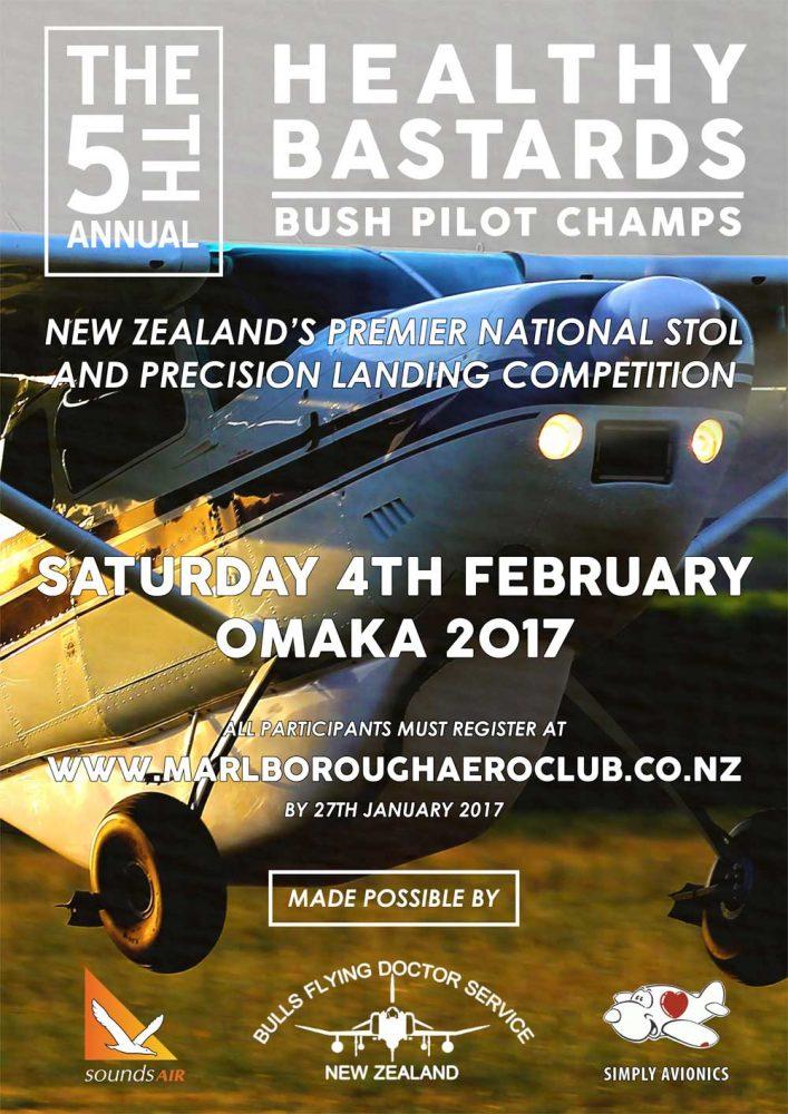 Healthy Bastards Bush Pilot Champs 2017