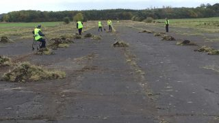 Tatenhill Airfield new runway