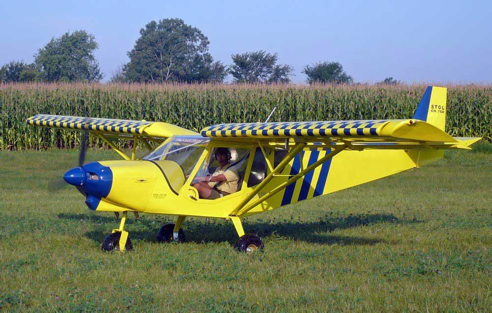 Zenair CH750 STOL