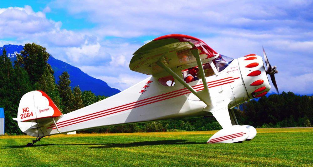 Warner radial back after 70 years - FLYER