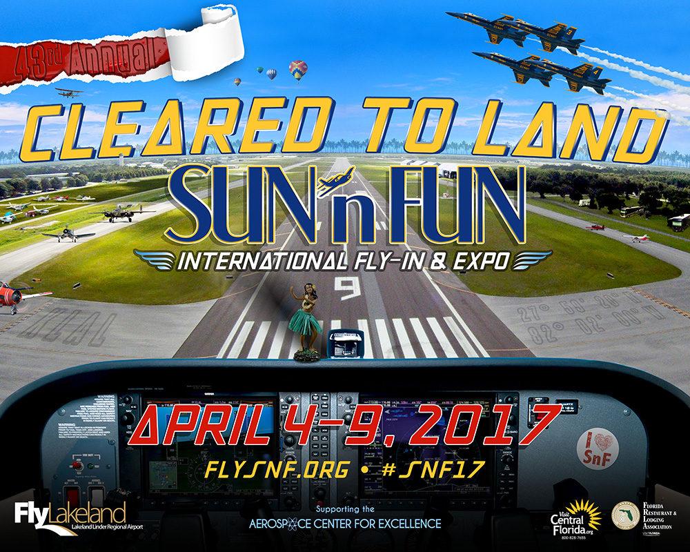 Sun 'n Fun 2017