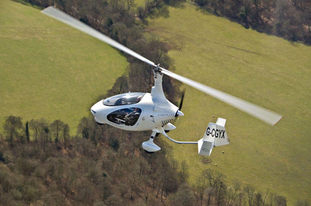 Night VFR flight OK for Cavalon Pro gyroplane - FLYER