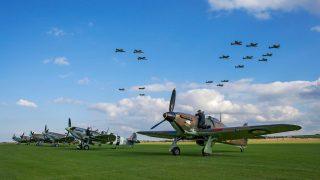 Duxford air shows 2017
