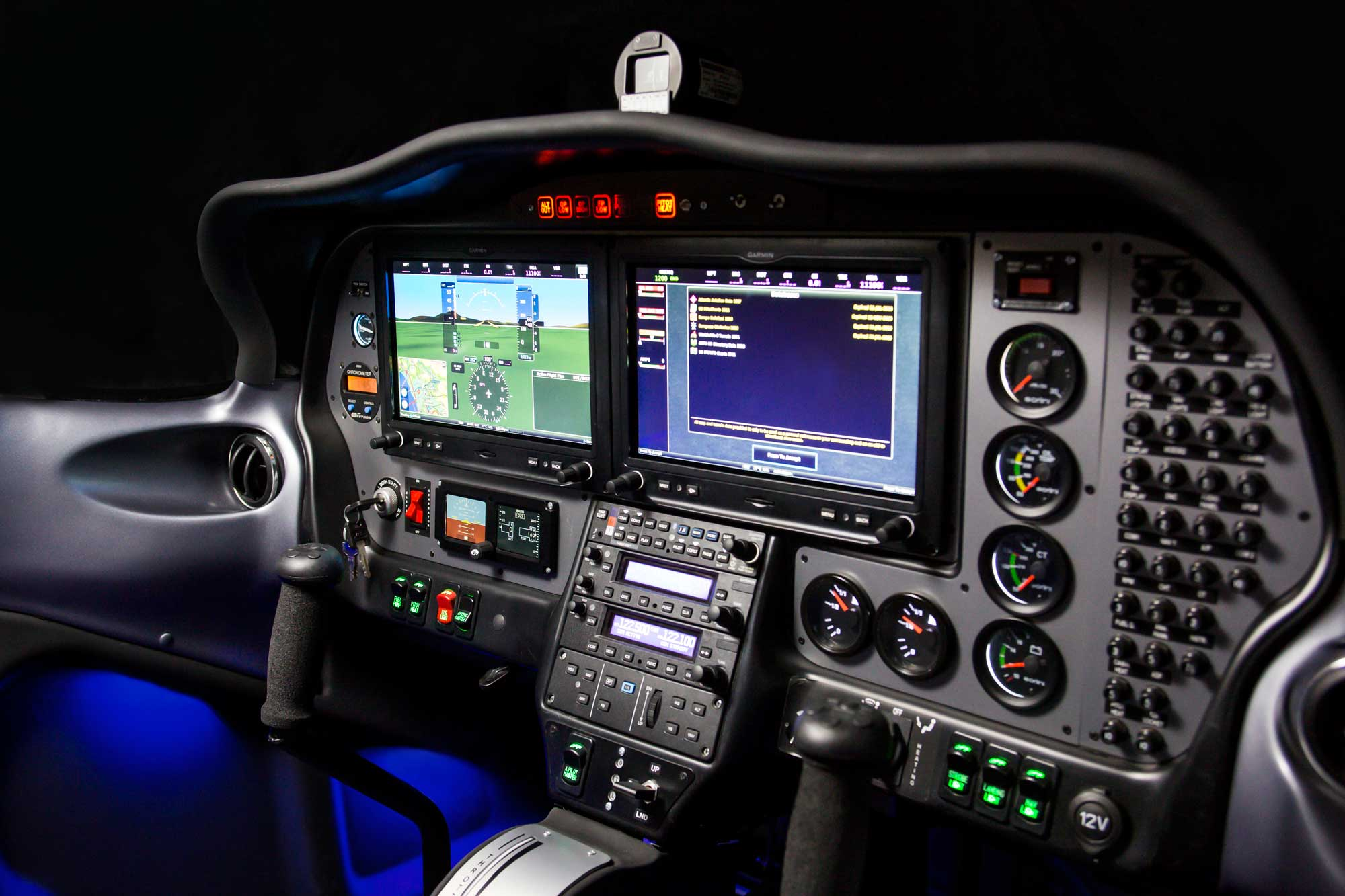 Garmin G3X Night