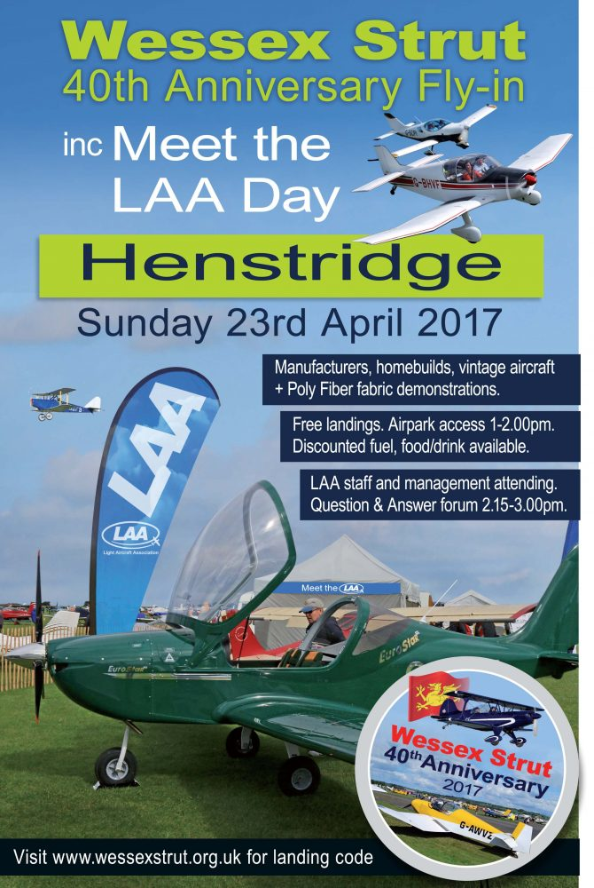 Henstridge fly-in