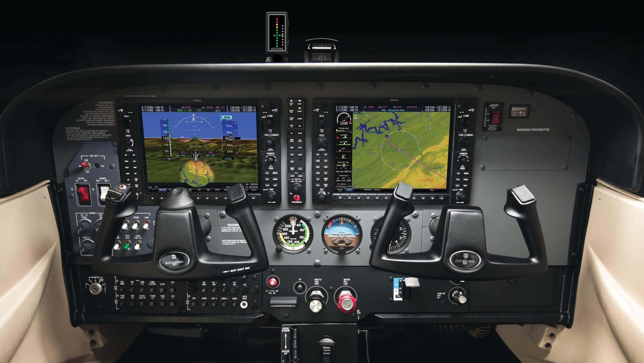 Cessna 172 Garmin G1000 NXi