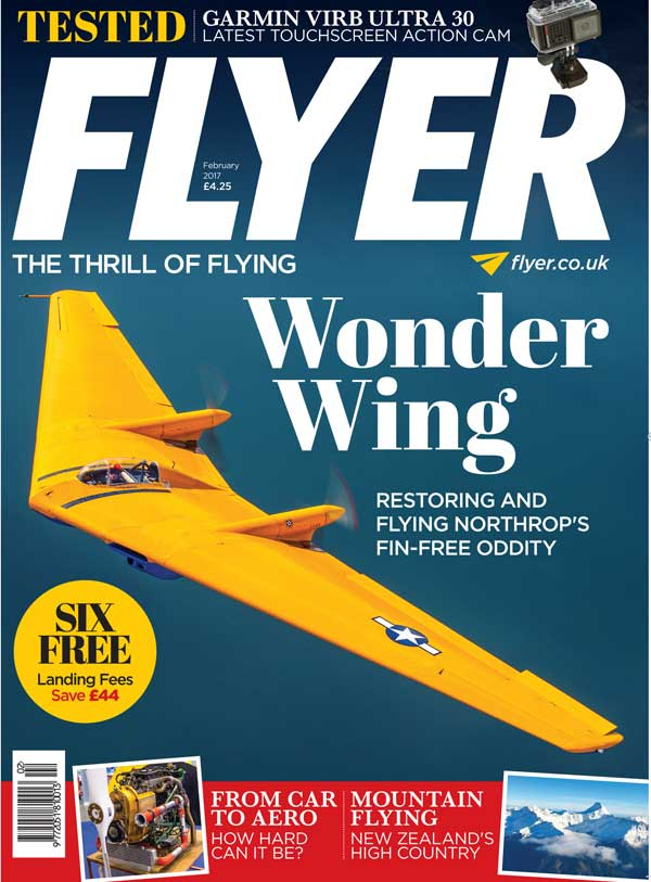 Flyer magazine February 2017