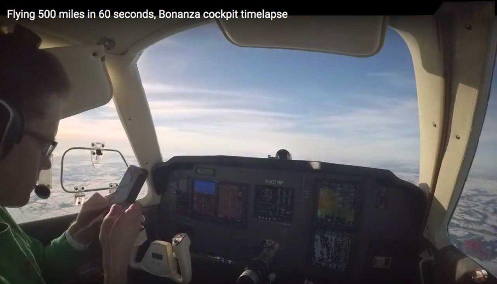 Matt Guthmiller flying video