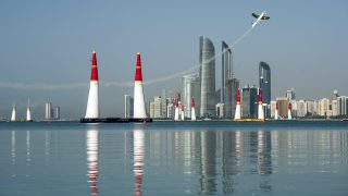 Red Bull Air Race Abu Dhabi 2017