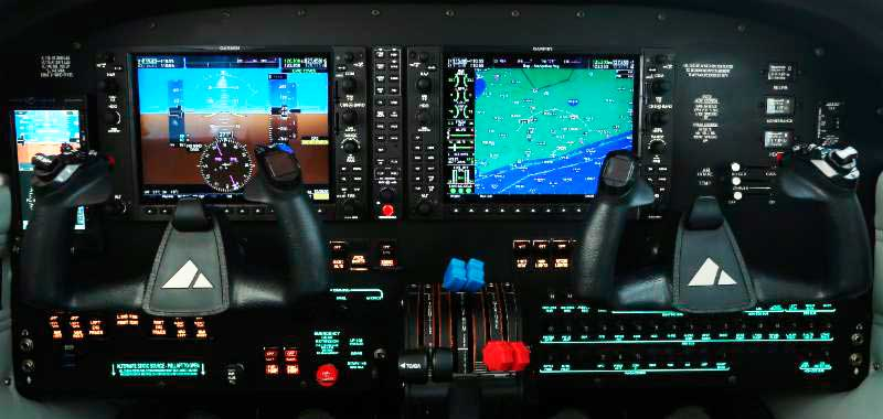 Piper Seminole Garmin G1000 NXi