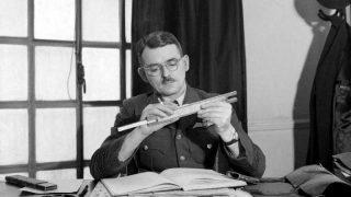 Sir Frank Whittle jet engine