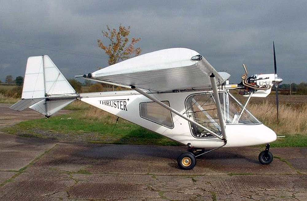 New owner for Thruster microlights - FLYER