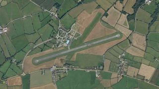 Aberporth West Wales Airport