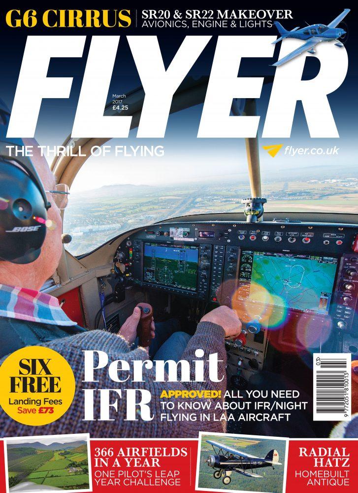 Flyer magazine March 2017