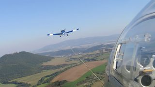 Part-SPO glider towing