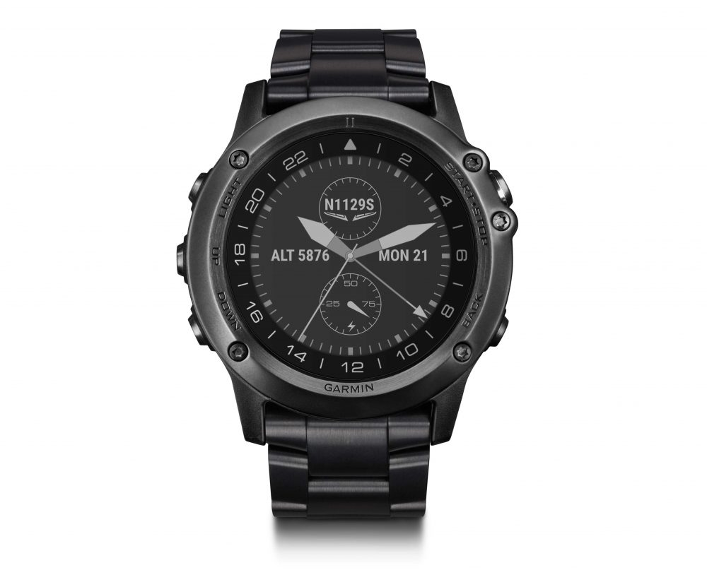 Garmin D2 Bravo Titanium watch