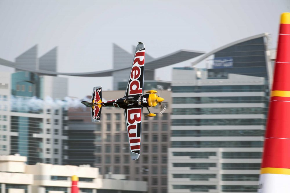 Martin Sonka wins Red Bull Abu Dhabi 2017
