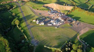 Carrickmore airfield