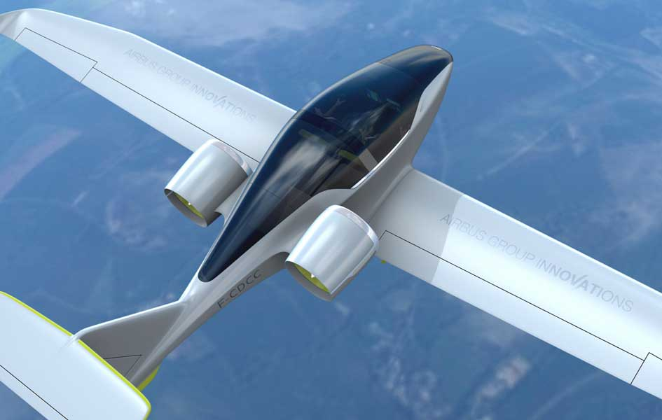 Airbus E-Fan cancelled