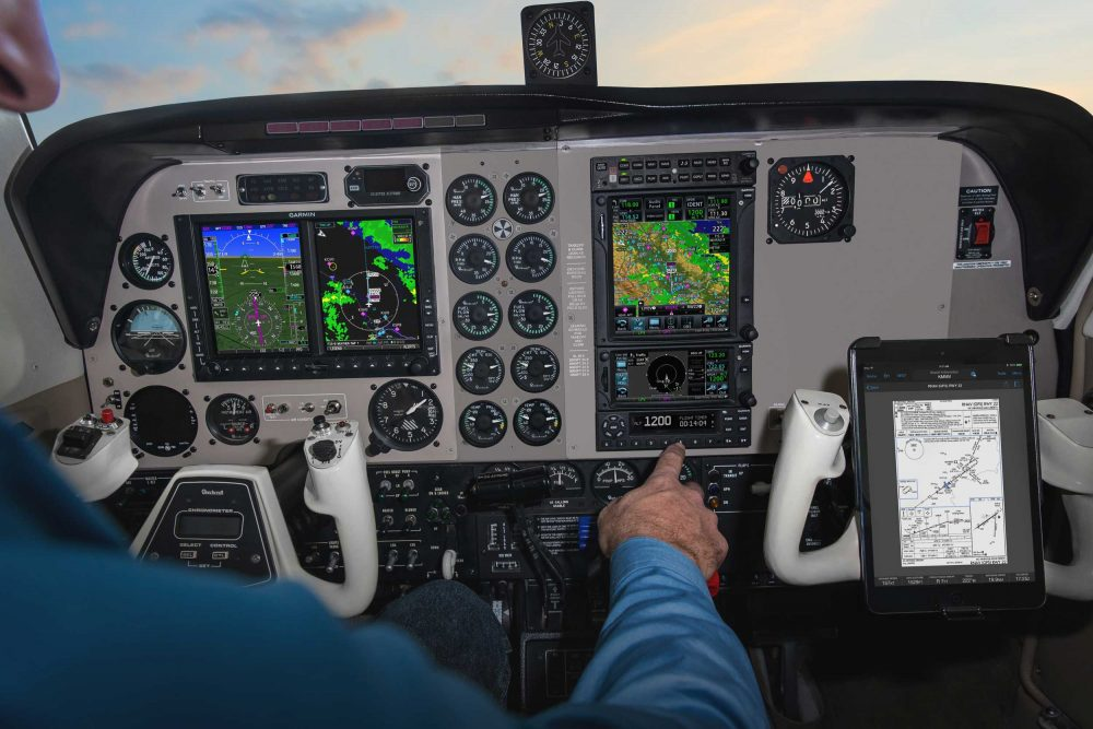 EASA certification for Garmin's all-in-one ADS-B