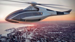 Bell FCX-001 concept helicopter